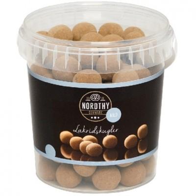 Nordthy Lakritskulor Med Choklad Mild 500 g