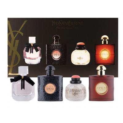 Yves Saint Laurent Miniature Travel Selection 4 x 7,5 ml