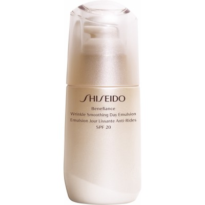 Shiseido Benefiance Wrinkle smoothing Day Emulsion 75 ml