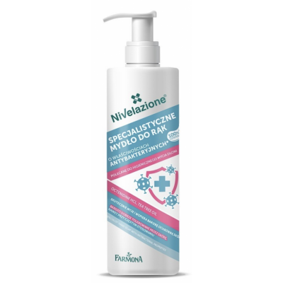 Nivelazione Antibacterial Hand Soap 250 ml
