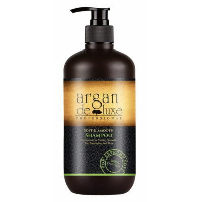 Argan De Luxe Soft & Smooth Shampoo 300 ml
