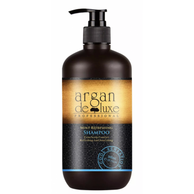 Argan De Luxe Mint Refreshing Shampoo 300 ml