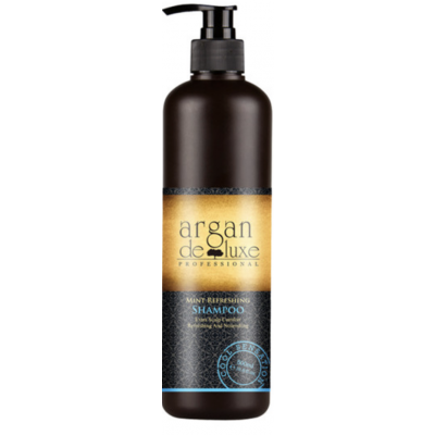 Argan De Luxe Mint Refreshing Shampoo 500 ml