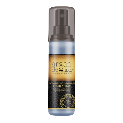 Argan De Luxe Instant Shine Hydrating Hair Spray 120 ml