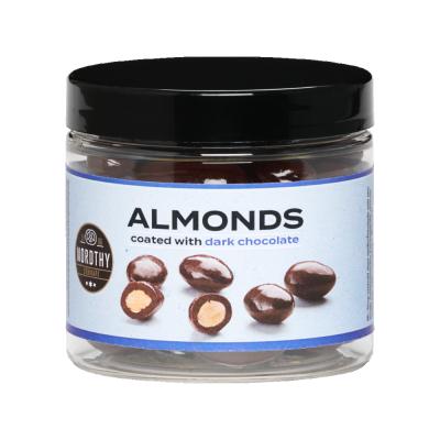 Nordthy Amandelen Met Pure Chocolade 100 g