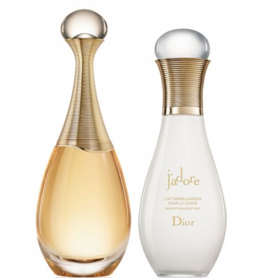 Dior J'adore EDP & Body Lotion 50 ml + 75 ml