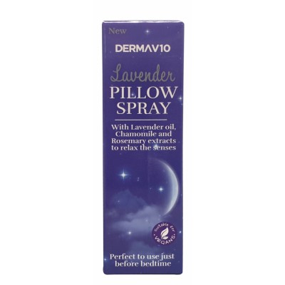 DermaV10 Lavender Pillow Spray 30 ml