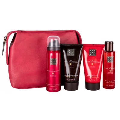 Rituals The Ritual Of Ayurveda Travel Sett 75 ml + 70 ml + 70 ml + 50 ml + 1 stk