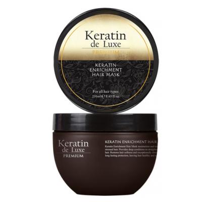 Keratin De Luxe Keratin Hair Mask 250 ml