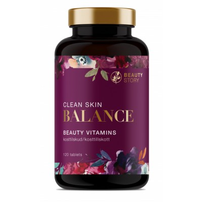 Beauty Story Clean Skin Balance 120 st