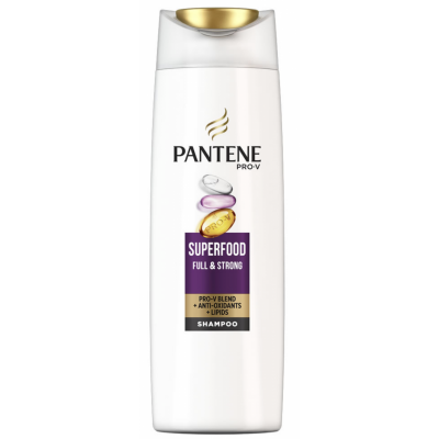Pantene Superfood Shampoo 400 ml