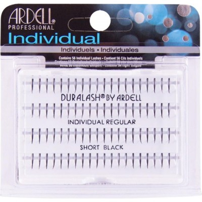 Ardell Individual False Regular Single Lashes Short Black 56 kpl