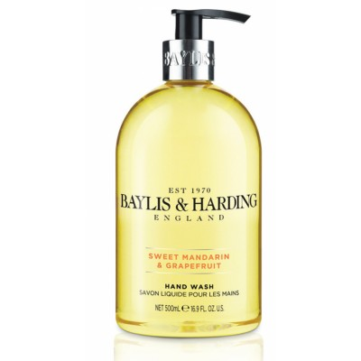 Baylis & Harding Sweet Mandarin & Grapefruit Hand Wash 500 ml