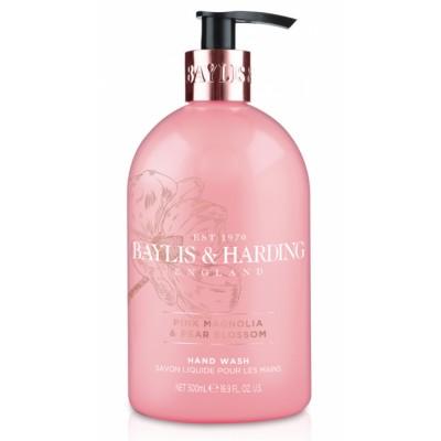 Baylis & Harding Pink Magnolia & Pear Blossom Hand Wash 500 ml