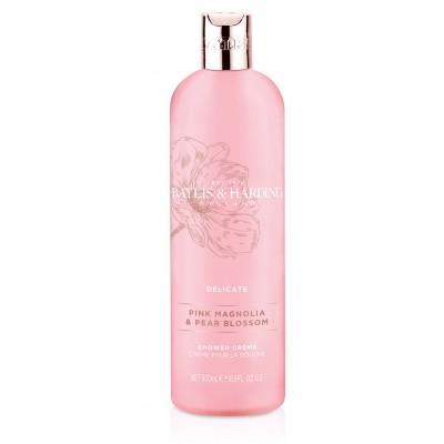 Baylis & Harding Pink Magnolia & Pear Blossom Shower Creme 500 ml