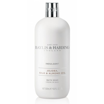 Baylis & Harding Jojoba, Silk & Almond Oil Bath Soak 500 ml