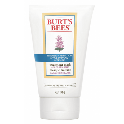 Burt's Bees Intense Hydration Treatment Mask Dry Skin 110 g