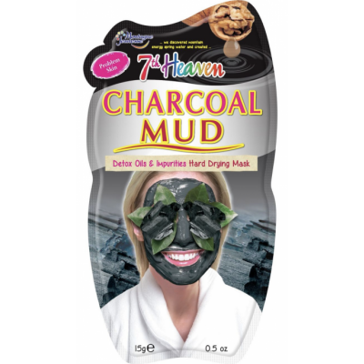 Montagne Jeunesse Charcoal Mud Mask 15 g