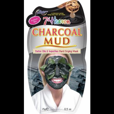 Montagne Jeunesse Charcoal Mud Mask 15 g