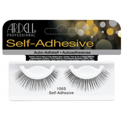 Ardell Self-Adhesive Lashes 105S Black 1 paar