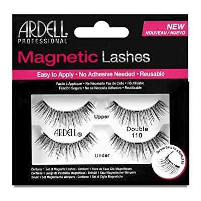 Ardell Magnetic Lashes Double 110 Black 2 par
