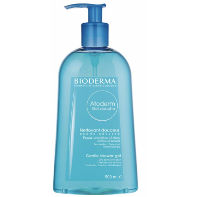 Bioderma Atoderm Gentle Shower Gel 200 ml