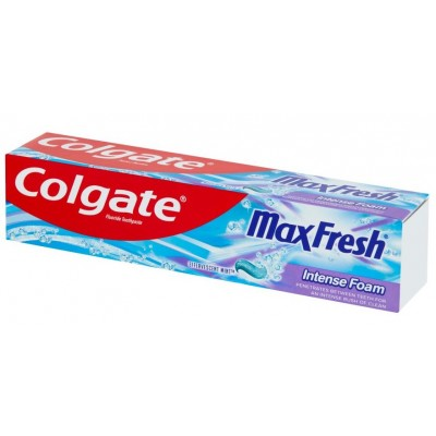 Colgate Max Fresh Intense Foam 125 ml
