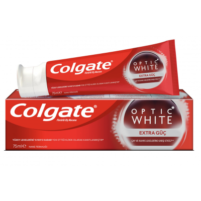 Colgate Optic White Extra Tannkrem 75 ml