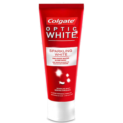 Colgate Optic White Sparkling White 75 ml