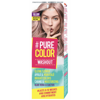 Schwarzkopf Pure Color Washout 10.89 Pinky Dream 1 st