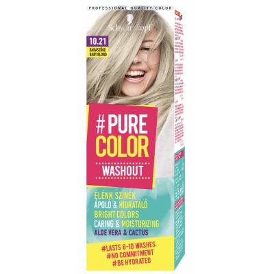 Schwarzkopf Pure Color Washout 10.21 Baby Blond 1 st