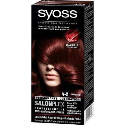 Syoss Salonplex 4.2 Mahogany 1 stk