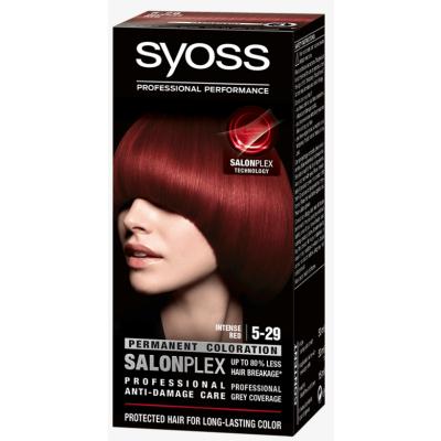 Syoss Salonplex 5.29 Intensive Red 1 stk