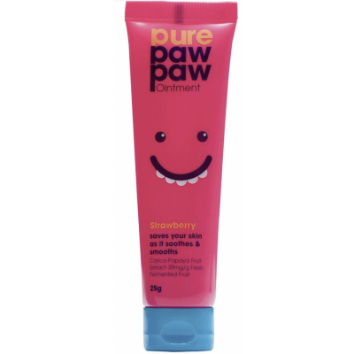 Pure Paw Paw Ointment Strawberry 25 g