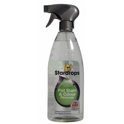 Stardrops Pet Stain & Odour Remover 750 ml
