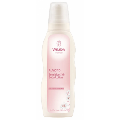 Weleda Almond Sensitive Skin Body Lotion 200 ml