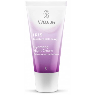Weleda Iris Hydrating Night Cream 30 ml