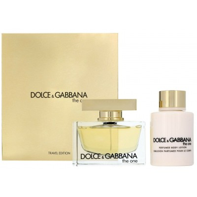 Dolce & Gabbana The One EDP & Body Lotion 75 ml + 100 ml