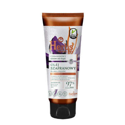 Farmona Herbs Saffron Oil Hand Cream 100 ml