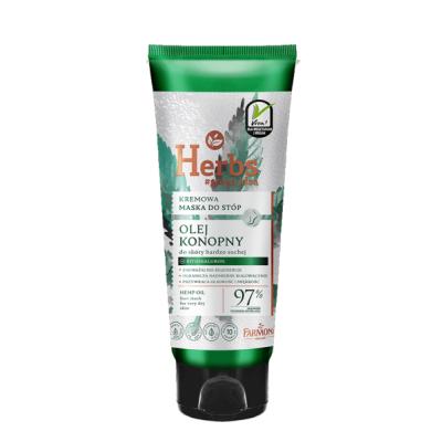 Farmona Herbs Hemp Oil Foot Mask 100 ml