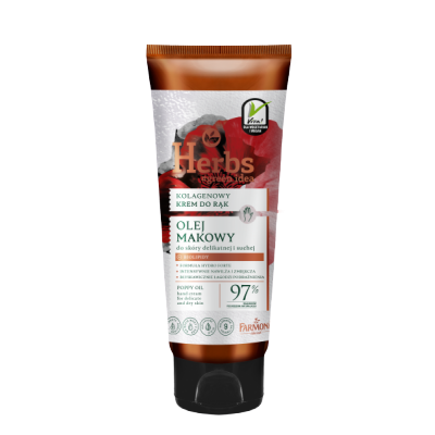 Farmona Herbs Poppy Oil Hand Cream 100 ml