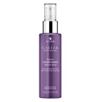 Alterna Caviar Infinite Color Hold Topcoat Shine Spray 125 ml