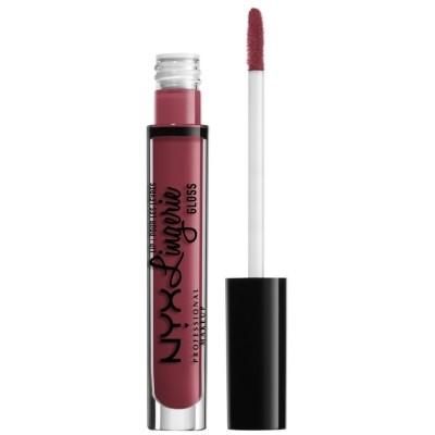 NYX Lip Lingerie Gloss Euro Trash 3,4 ml