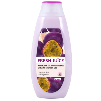 Fresh Juice Passion Fruit & Magnolia Shower Gel 400 ml
