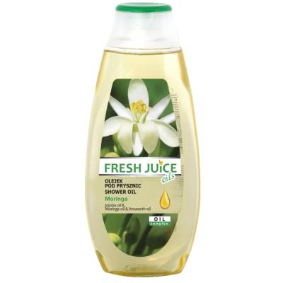 Fresh Juice Moringa & Amaranth Shower Oil 400 ml