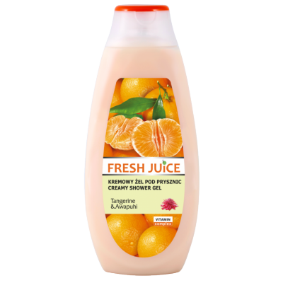 Fresh Juice Tangerine & Awapuhi Shower Gel 400 ml