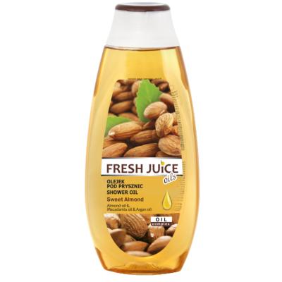 Fresh Juice Sweet Almond Shower Oil 400 ml