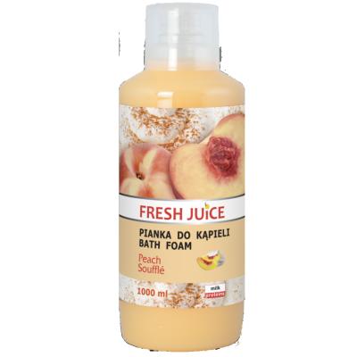 Fresh Juice Peach Souffle Bath Foam 1000 ml