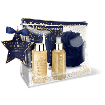 Grace Cole Twilight Radiance Luxury Set 4 x 100 ml + 2 stk