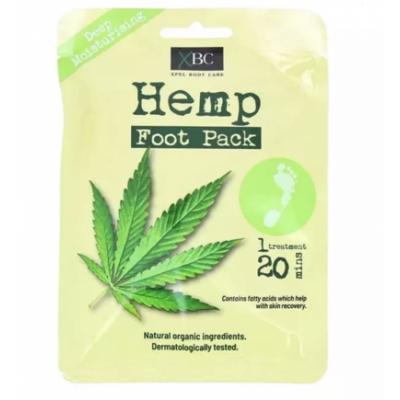XBC Hemp Foot Pack 1 pari